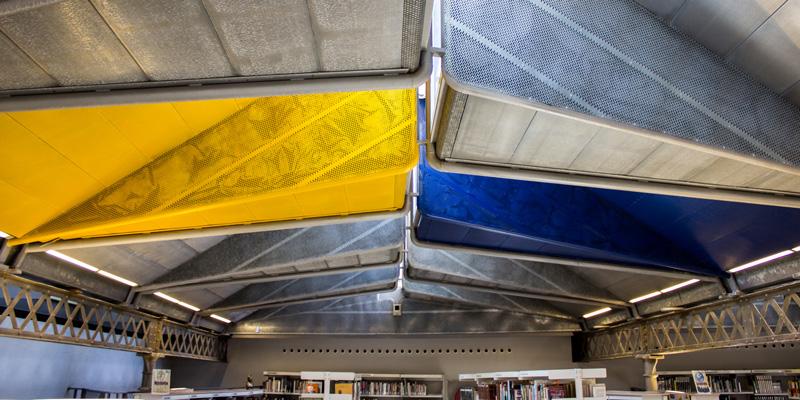 Biblioteca Can Casacuberta - Badalona