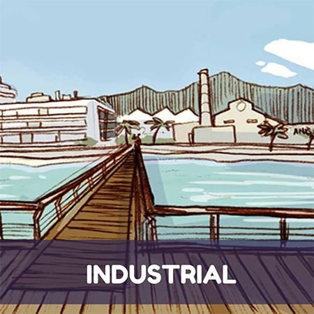 Ruta industrial per Badalona - Turisme a Badalona