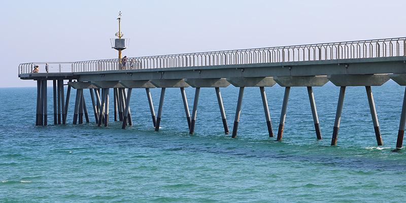Pont del Petroli - Turismo Badalona