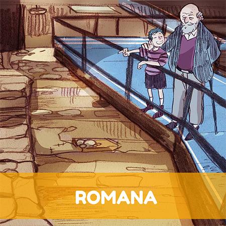 Ruta romana per Badalona - Turisme a Badalona
