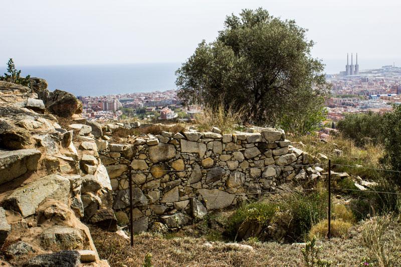 Poblado Ibérico del Turó d'en Boscà - Badalona