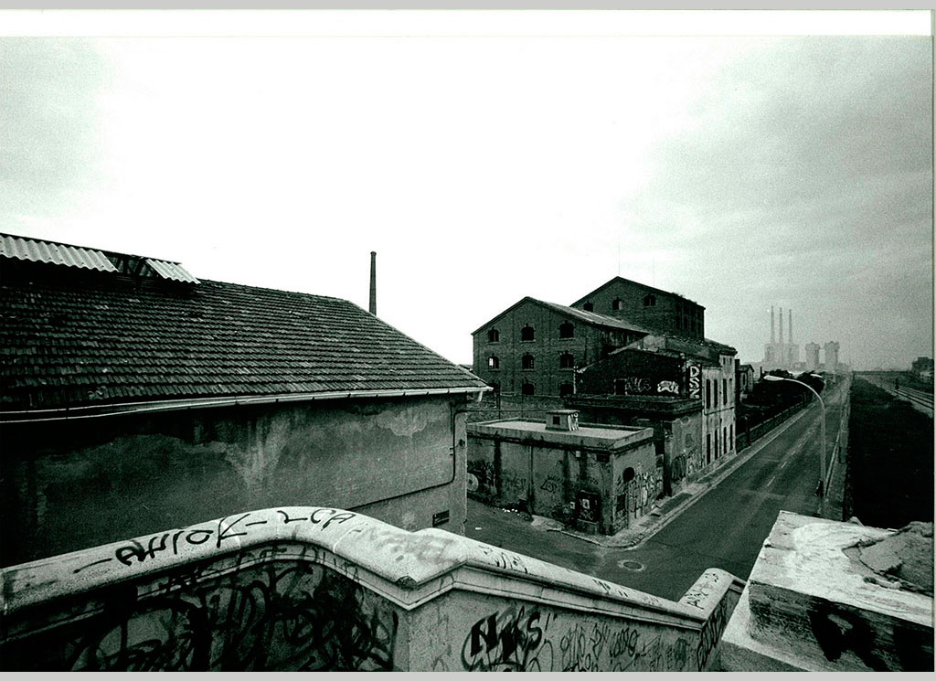 Antiga fàbrica CACI de Badalona