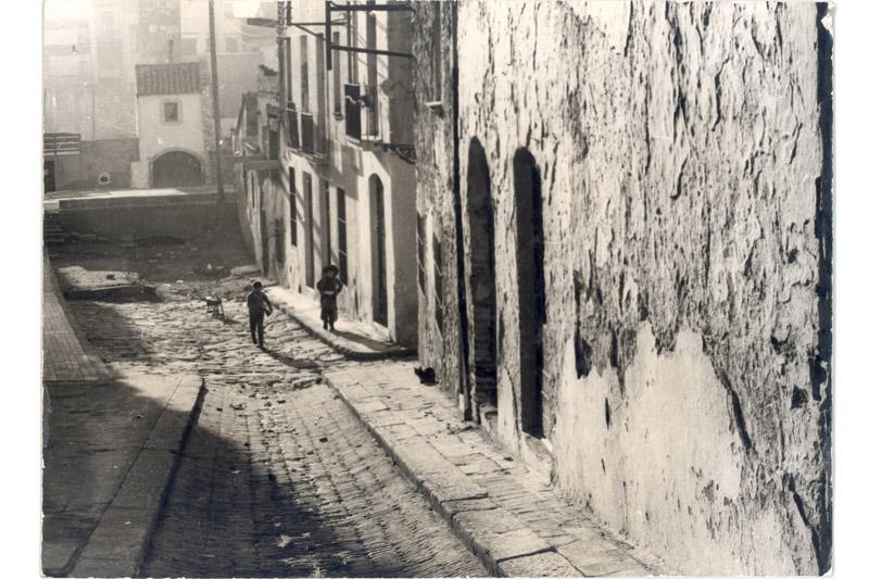 Carrer de la Costa - Dalt la Vila - Badalona
