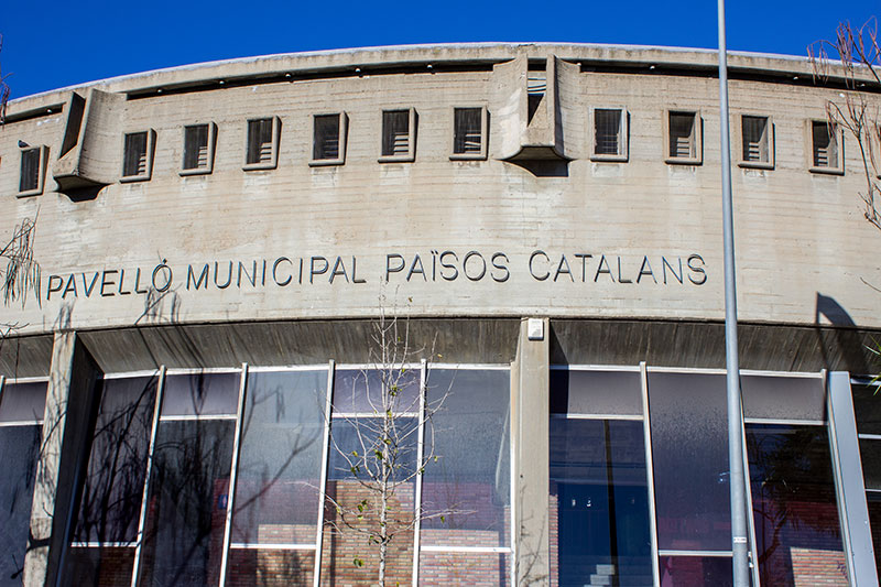 Pavelló Municipal Països Catalans Badalona