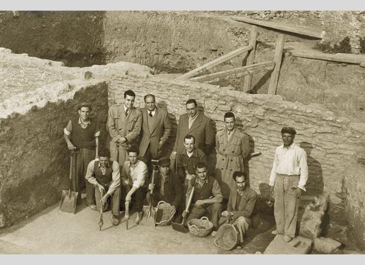Museu de Badalona. Fotos antigues