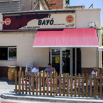 Bar Restaurant Bayó