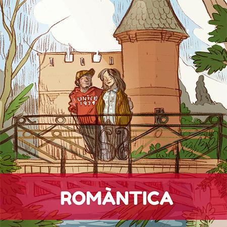 Ruta romàntica per Badalona - Turisme a Badalona